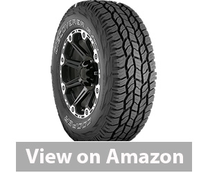 Cooper Discoverer A/T3 Traction Radial Tire Review