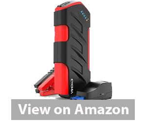 Best Jump Starter - Cycmia Car Jump Starter Review