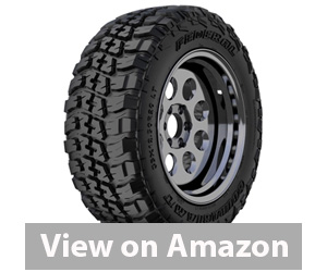 Federal Couragia M/T Mud-Terrain Radial Tire Review