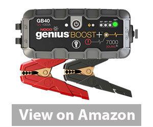 NOCO Genius Boost Plus GB40 Lithium Jump Starter Review