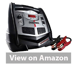 Best Jump Starter - Schumacher XP2260 Portable Power Source and Jump Starter Review