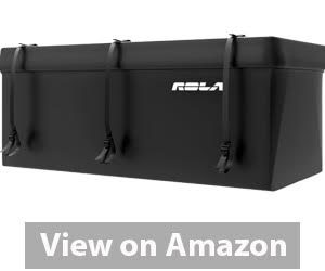 Best Hitch Carrier Bag - ROLA 59119 Rainproof Cargo Carrier review
