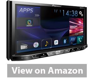 """Pioneer AVH-X4800BS 7"""" Motorized DVD Receiver review"""