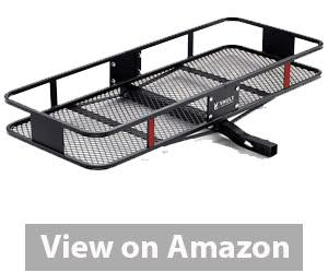 Cargo Hitch Carrier by Vault review