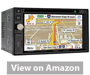 Best Car DVD Player - Jensen VX7020 Multimedia Touch Screen Double Din Car Stereo review