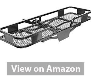 Direct Aftermarket Folding Hitch Cargo Carrier review