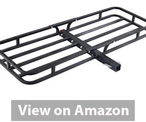 Best Hitch Cargo Carrier - Goplus 500LBS Cargo Carrier Rear review
