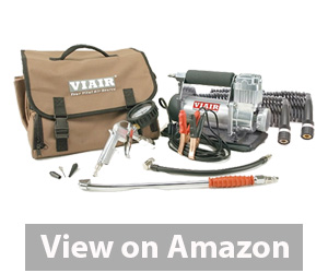 Best Tire Inflator - Viair 40047 400P-RV Automatic Portable Compressor Kit Review