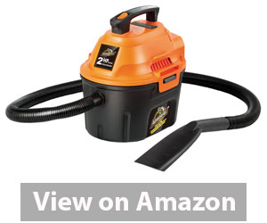 Best Car Vacuum Cleaner - Armor All 2.5 Gallon, Wet/Dry Vacuum, AA255 Review