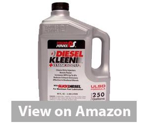 Power Service Diesel Kleen + Cetane Boost Review