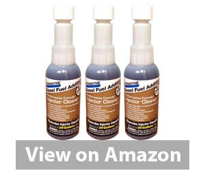 Stanadyne Diesel Inj Cleaner Review