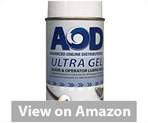 Best Garage Door Lubricant - AOD Garage Door & Operator Lubricant Review
