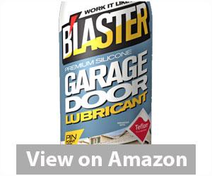 Best Garage Door Lubricant - B'laster 16-GDL-12PK Garage Door Lubricant Review