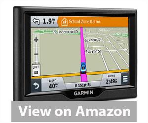 Best Truck GPS - Garmin Nuvi 57LM GPS Navigator System Review