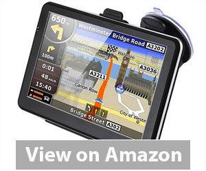 MYH Car GPS 7 inch Vehicle GPS Navigation Review