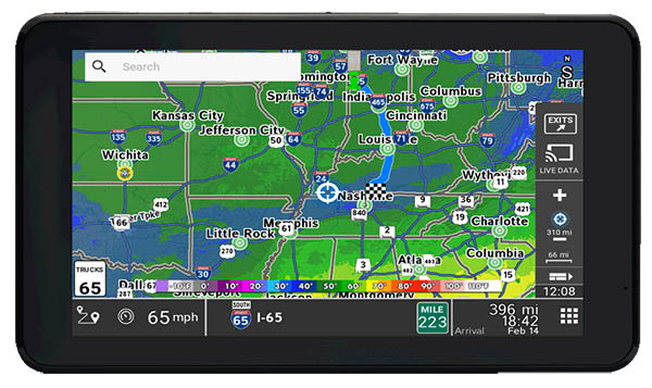 Uncover the Top Truck GPS for Oversize Loads