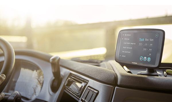 Meet the amazing TomTom Truck GPS