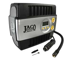 JACO SmartPro Digital Tire Inflator Pump - Premium 12V Portable Air Compressor - 100 PSI Review