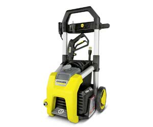 Karcher K1700 Electric Power Pressure Washer 1700 PSI TruPressure Review