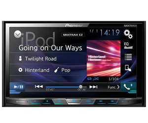 Pioneer AVH-X4800BS 7 Motorized DVD Receiver Review