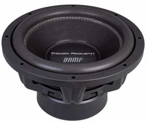 Power Acoustik BAMF-122 Bumper-122 Subwoofer 3500 Watts 12 inches Dual Suspension Review