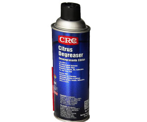 CRC Heavy Duty Citrus Liquid Degreaser Review