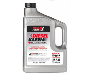 Power Service Diesel Kleen + Cetane Boost Review