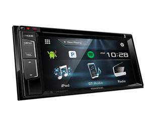 Kenwood DDX24BT 6.2-Inch Double DIN In-Dash DVD/CD/AM/FM Car Stereo Receiver with Bluetooth and Sirius-XM Ready Review