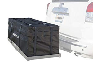 Keeper 07208 Black Waterproof Hitch Rack Bag (11 Cubic Feet) Review