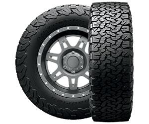 BFGoodrich Mud-Terrain T/A KM2 All-Terrain Radial Tire Review