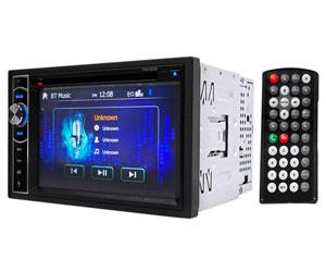 Power Acoustik PDN 626B Double Din AM/FM/DVD/BT 6.2-Inch with Navigation Review