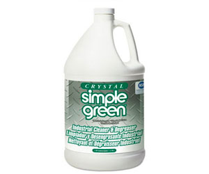 Simple Green 19128sim Crystal Industrial Cleaner/Degreaser Review