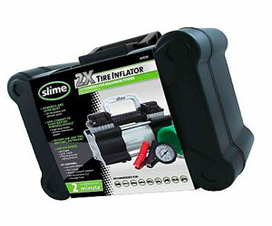 Slime 40026 2X Heavy Duty Direct Drive Tire Inflator Review
