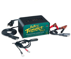 Battery Tender Plus 021-0128, 1.25 Amp Review