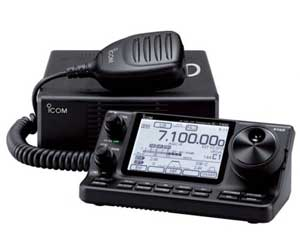 Icom IC-7100 HF/50/144/440 MHz Amateur Radio Mobile Transceiver with Touch Screen Review