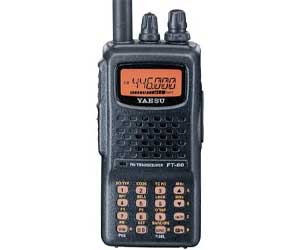Yaesu FT-60R Dual Band Handheld 5W VHF / UHF Amateur Radio Transceiver Review