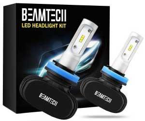 BEAMTECH H11 LED Headlight Bulb Review