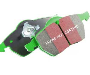 EBC Greenstuff 2000 Series Sport Brake Pads Review