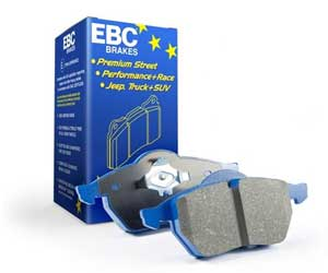 EBC Bluestuff NDX Full Race Brake Pads Review