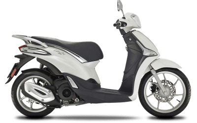 The Piaggio Liberty 125 ABS Arrives
