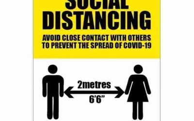 Social Distancing Policy at Wheels to Work Silverstone