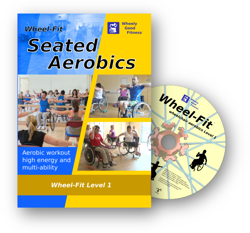 chair exercises for seniors dvd australia replacement glider rocking cushions buy our home exercise dvds wheel fit level 1 pal from amazon