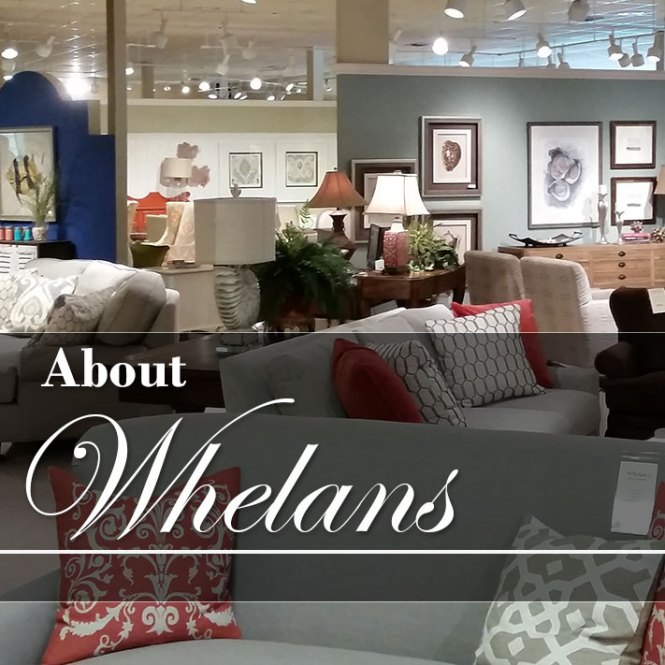 About Whelans Furniture Savannah Georgia