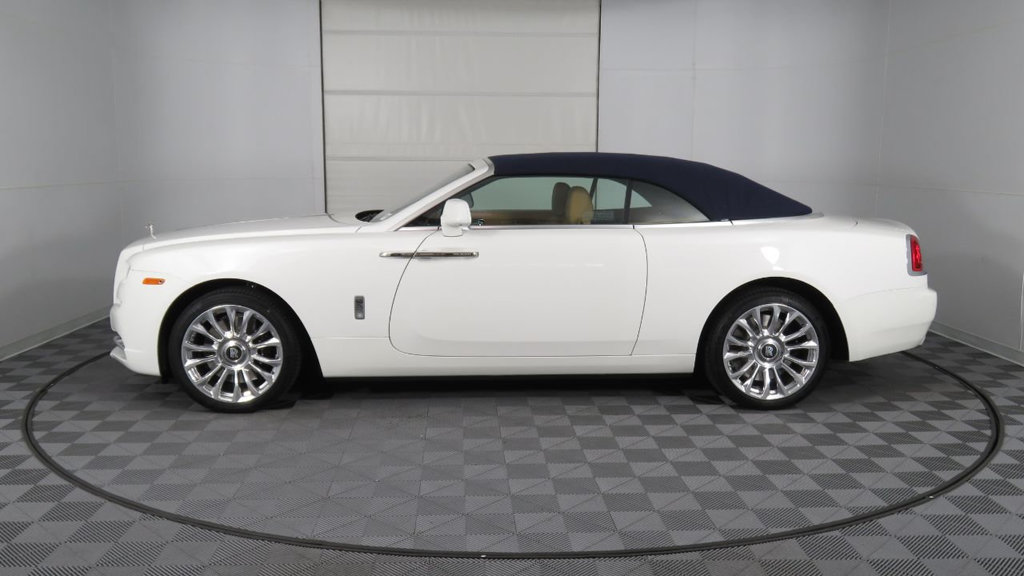 Rolls Royce Dawn White Luxury Car Rentals Los Angeles