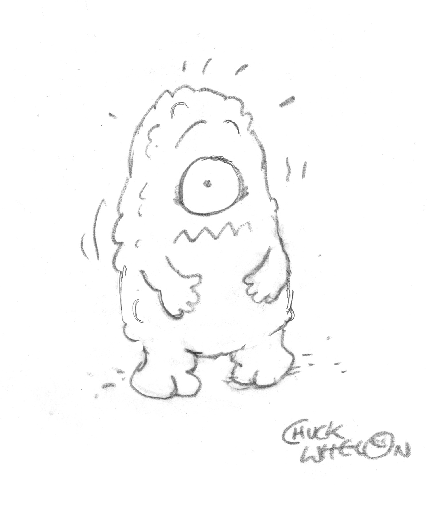 Chuck Whelon — Anxiety Pickle Meet the Anxiety Pickle — a