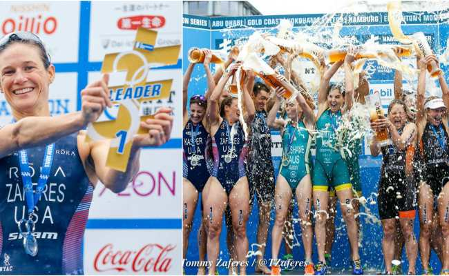 Traveling Triathletes Interview With Team Zaferes When