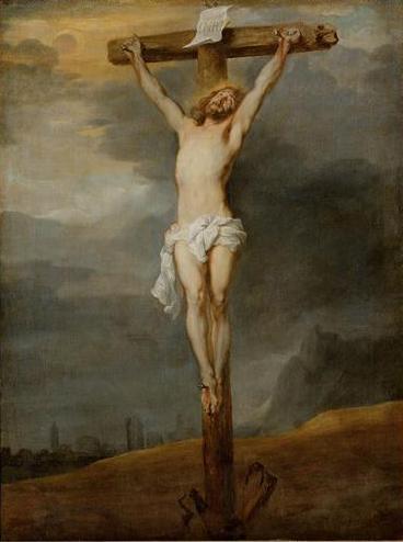 01A3 Anthony van Dyck Crucifixion 1629-1630