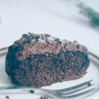 Chocolate Avocado Cake (Gluten-Free)