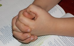 Raising A Kid That Prays
