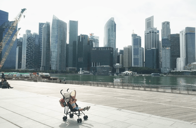baby in Singapore travel tips and laws
